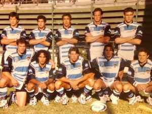 Botánica invierno galope  Union Argentina de Rugby
